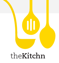 The kitchn logo 3 yellow spoons