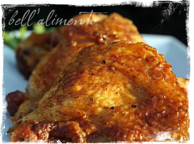 Chicken with Rum | bell' alimento