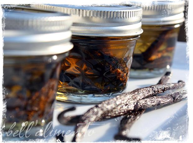 How To Make Homemade Vanilla Extract Recipe — Dishmaps