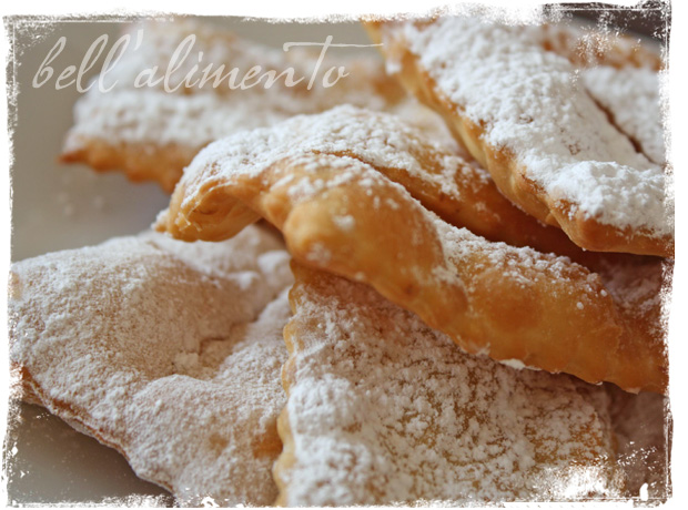 Crostoli Pastries Recipes — Dishmaps