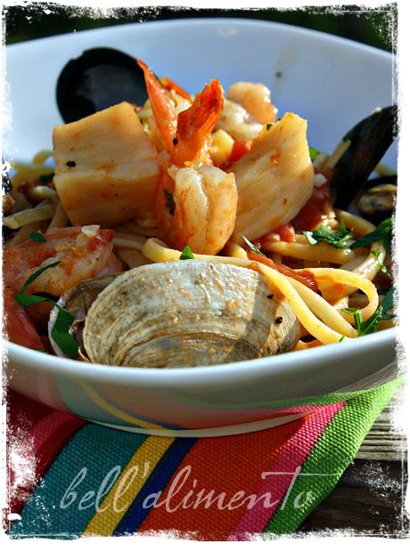 Frutti Di Mare Seafood Salad Recipes — Dishmaps