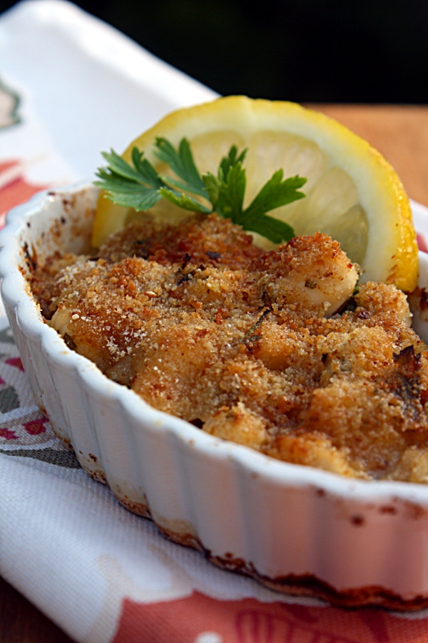 Baked Scallops | bell' alimento