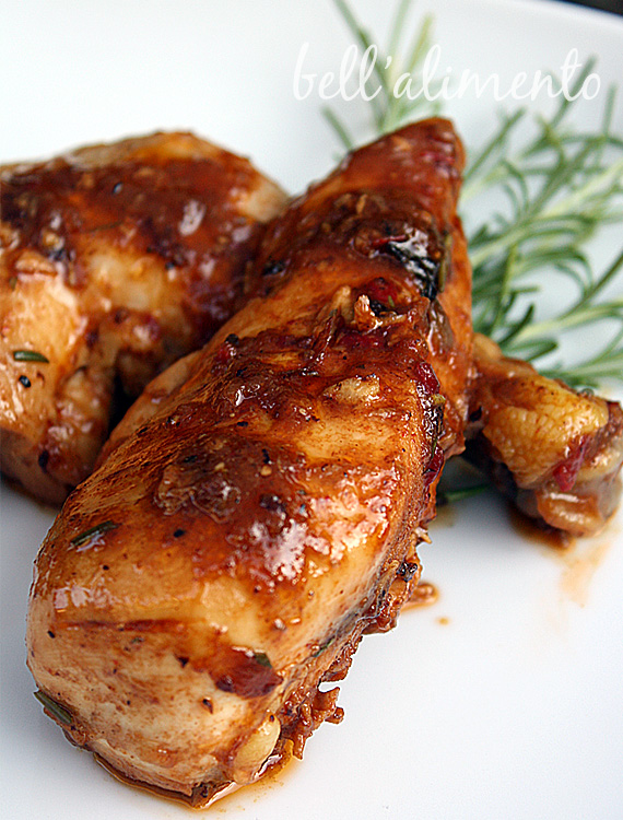Pollo in Potacchio {Braised Chicken w/Onions and Chili Pepper} | bell ...