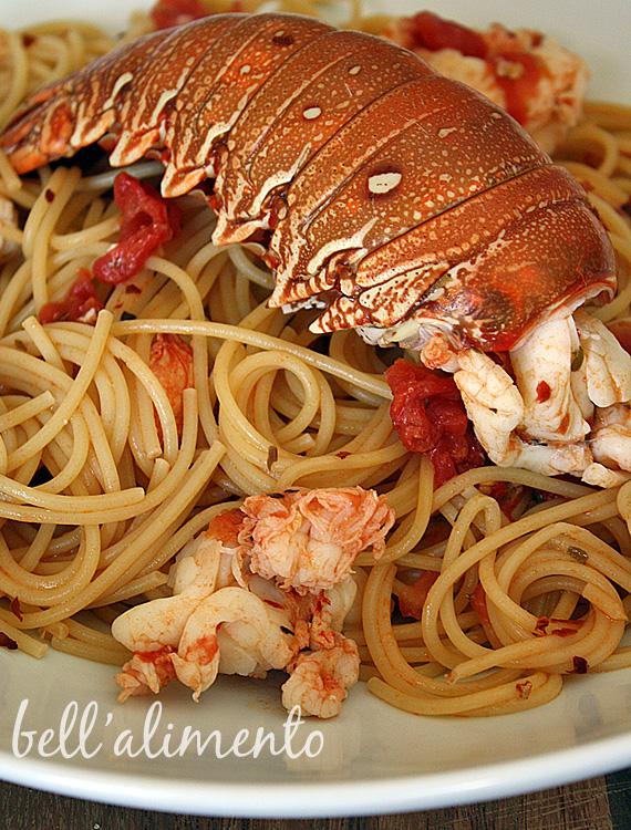 Lobster fra Diavolo | bell' alimento
