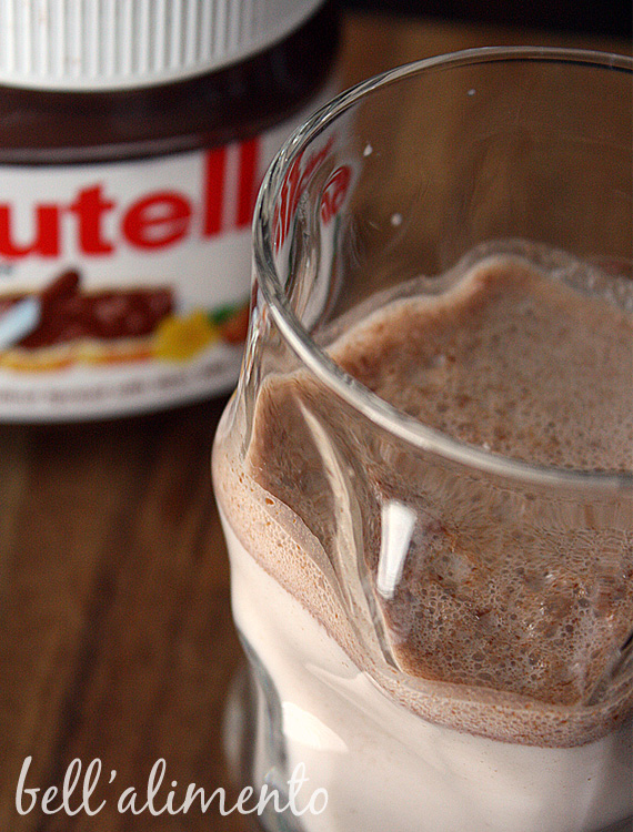 Nutella Milk | bell' alimento