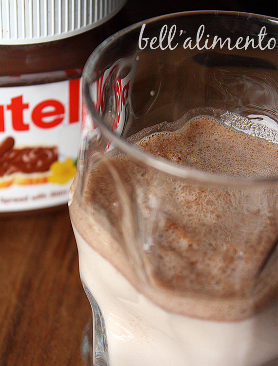 Nutella Milk