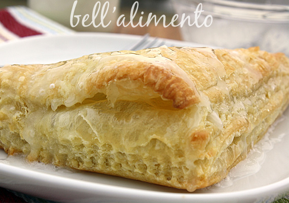 Nutella Turnovers | bell' alimento