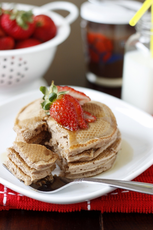Nutella Pancakes | bell' alimento