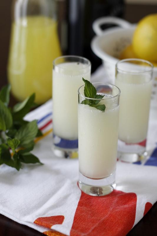 Sgroppino al Limone {Lemon Sgroppino}