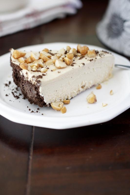 pb pie. | sweet tooth | Pinterest