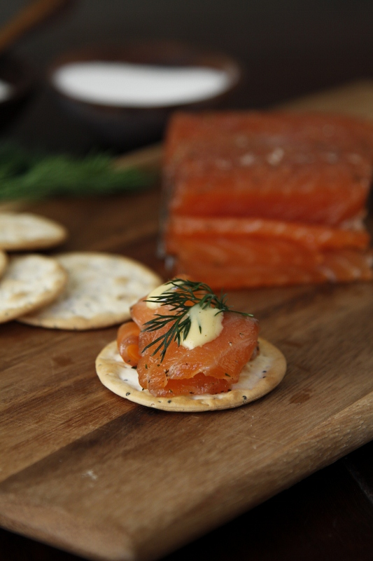 How to Make Norwegian Gravlax | bell' alimento