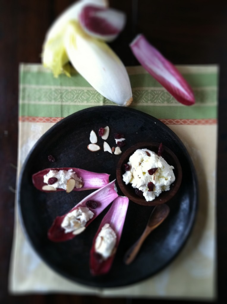 Ricotta and Endive Appetizer | bell' alimento