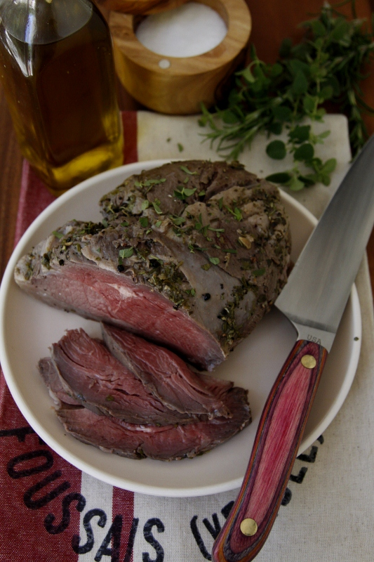 Rotisserie Leg Of Lamb Recipe — Dishmaps