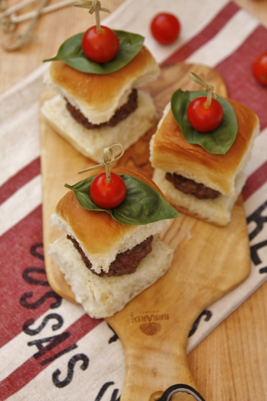 Super Simple Summer Sliders | bell' alimento