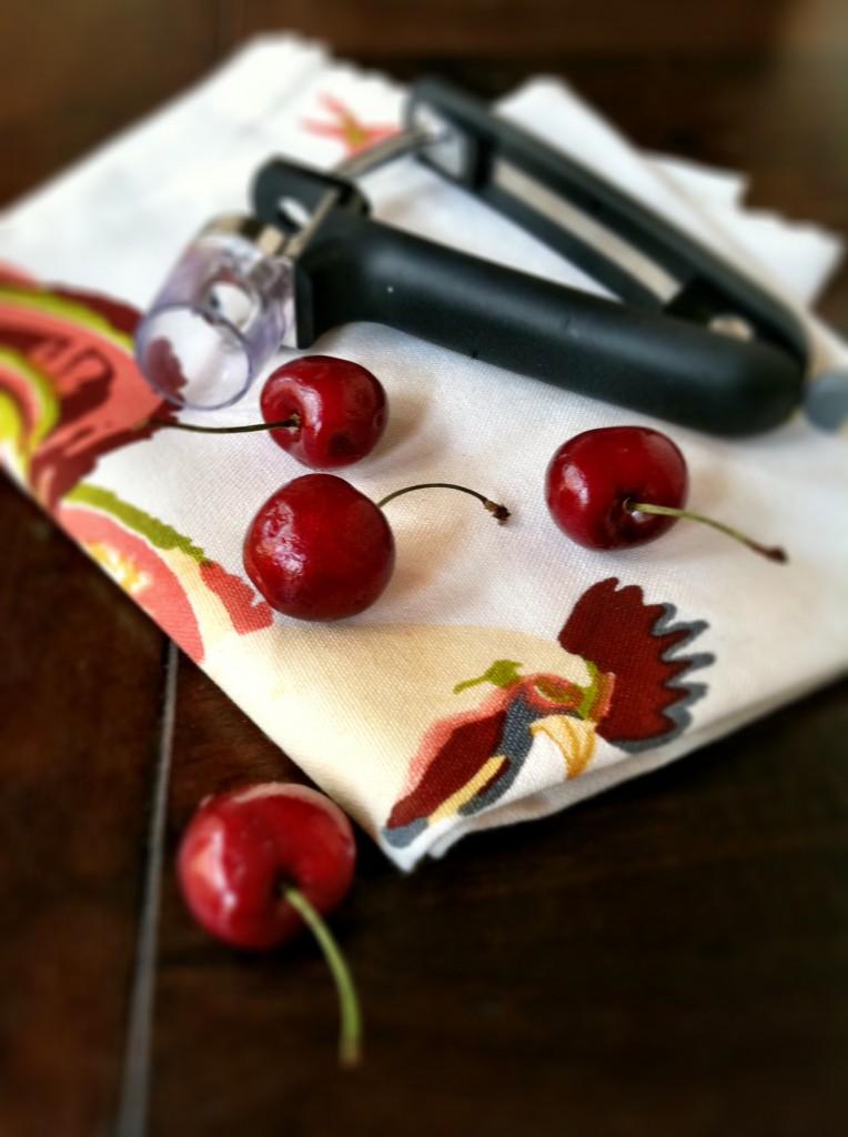 Sweet Cherry Cobbler   bell' alimento