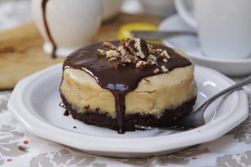 Espresso Cheesecake | bell' alimento