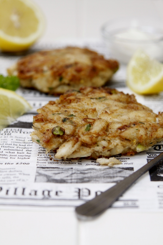 Jumbo Lump Crab Cakes | bell' alimento