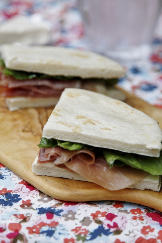How To Make Piadina | bell' alimento