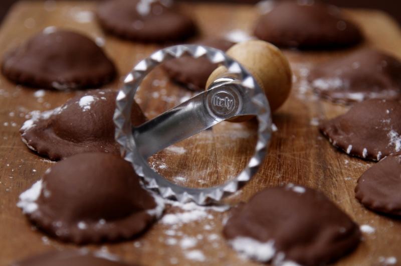 Chocolate Ravioli