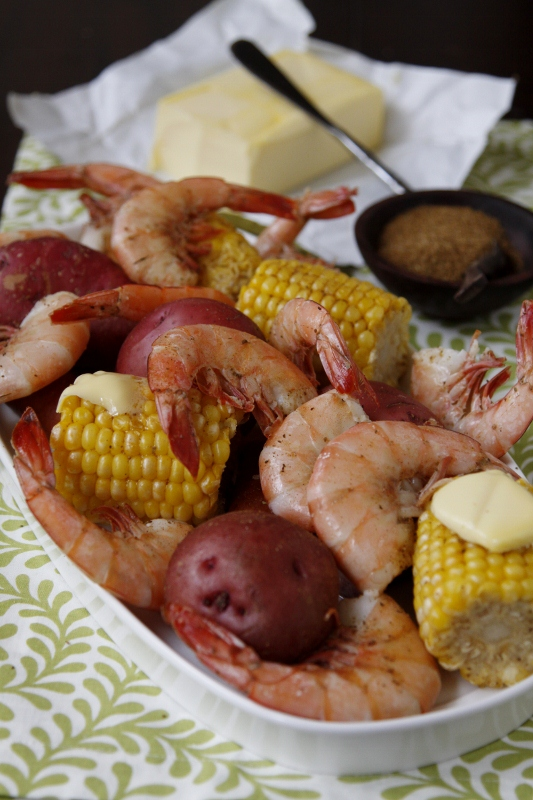 Low Country Seafood Bake | bell' alimento