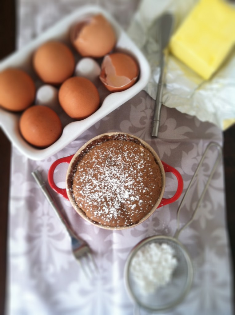 Flourless Nutella Cake | bell' alimento
