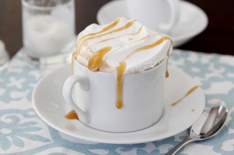 Boozy Salted Caramel Mocha | bell' alimento