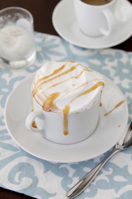 Boozy Salted Caramel Mocha Recipe — Dishmaps
