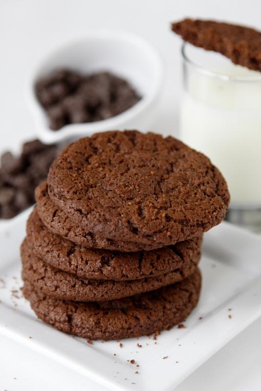 Mistletoe Mint Cookies | bell' alimento