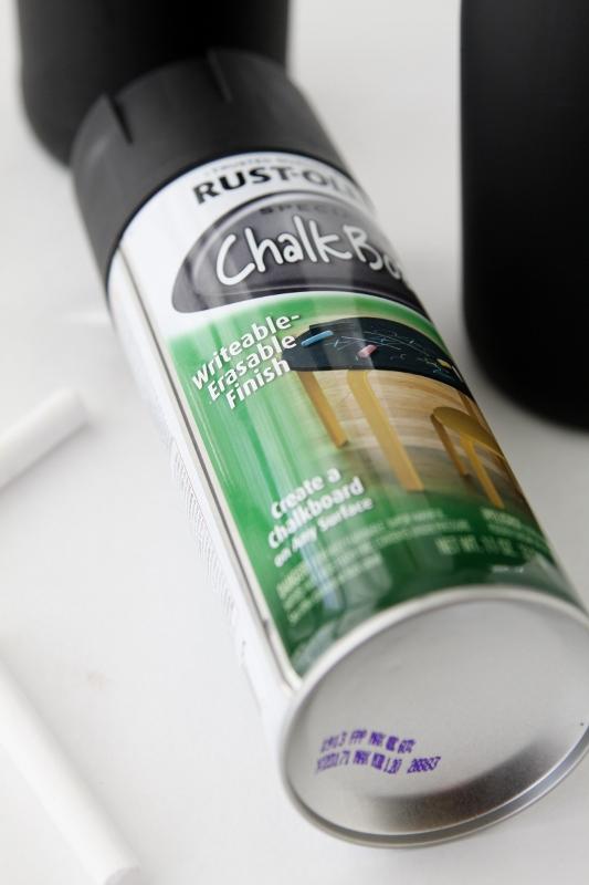 Chalkboard Spray Paint