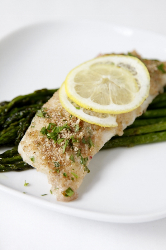 Herb Crusted Baked Cod | bell' alimento