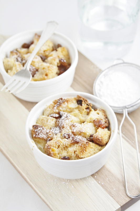 Panettone Bread Pudding | bell' alimento