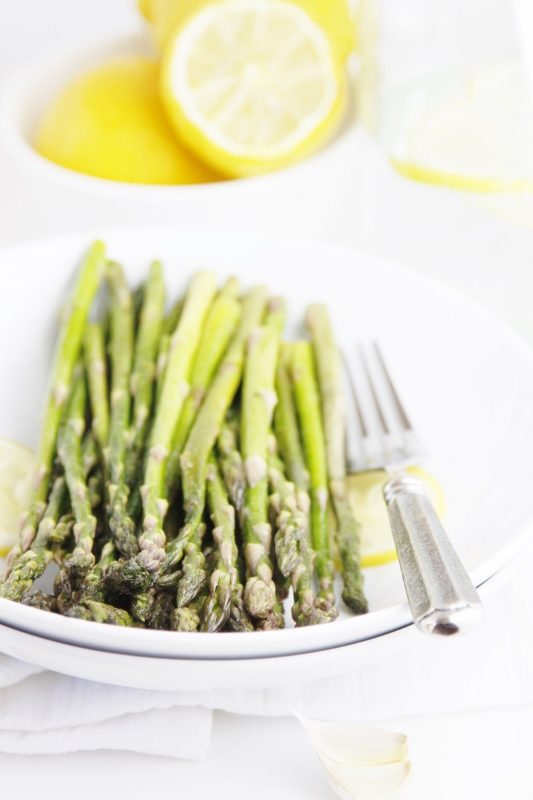 Sauteed Asparagus with Lemon