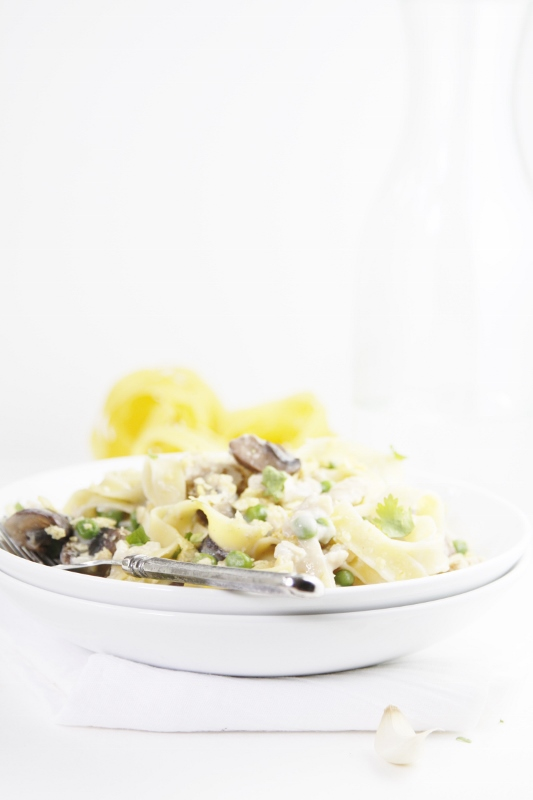 Tuna Pasta Bake #tuna #tunacasserole #casserole #pasta #pastabake