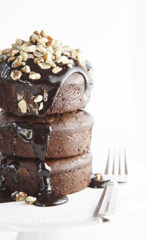 Death by Chocolate Zucchini Cake #recipe