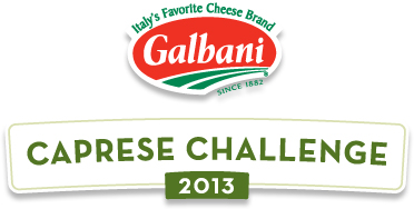 Galbani-Caprese-Challenge-Logo