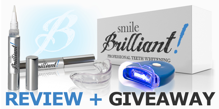 Smile Brilliant Giveaway Review