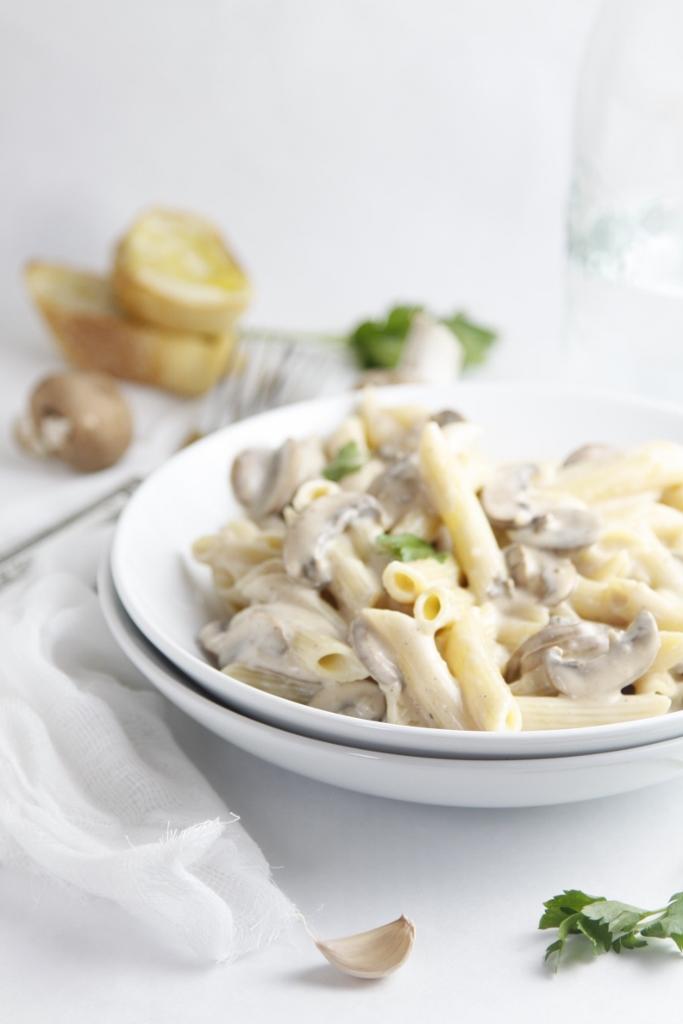 ... creamy mushroom soup creamy mushroom soup creamy mushroom pasta food