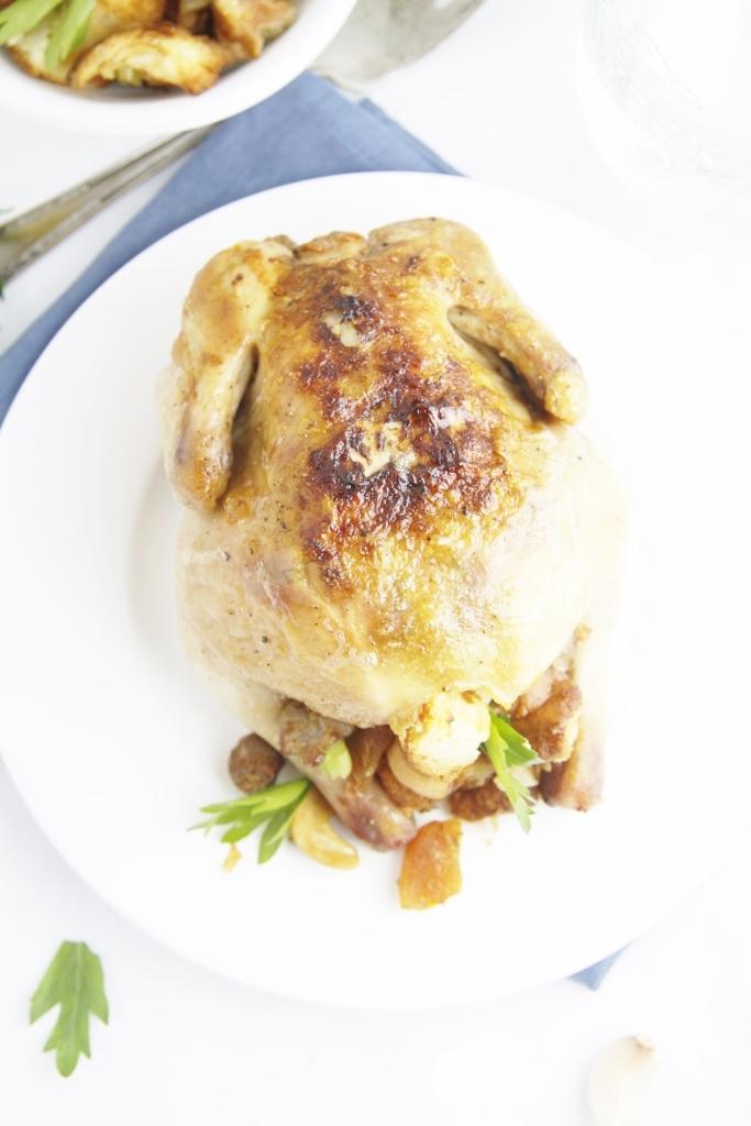Roasted Cornish Hens www.bellalimento.com