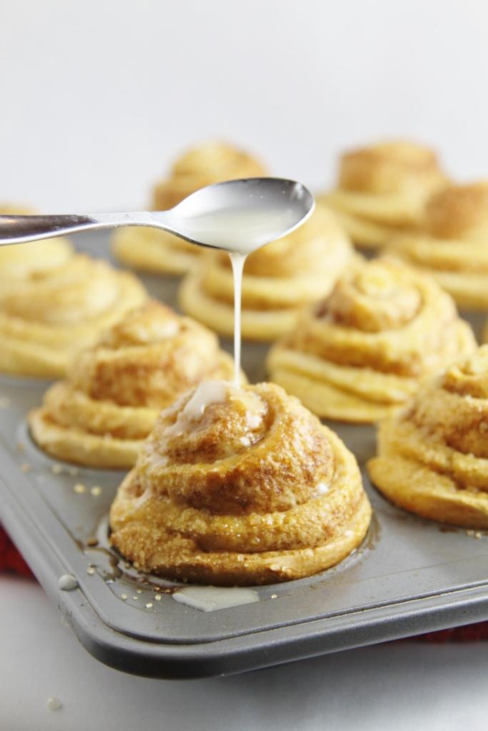 Cinnamon Rolls www.bellalimento.com