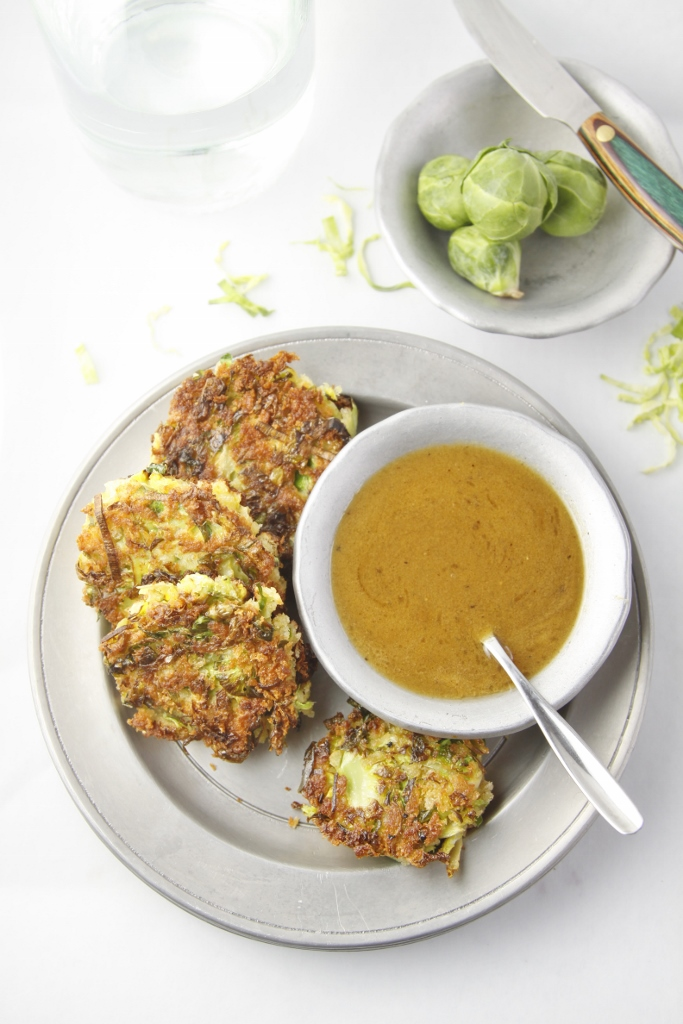 Brussels Bacon and Leek Fritters www.bellalimento.com