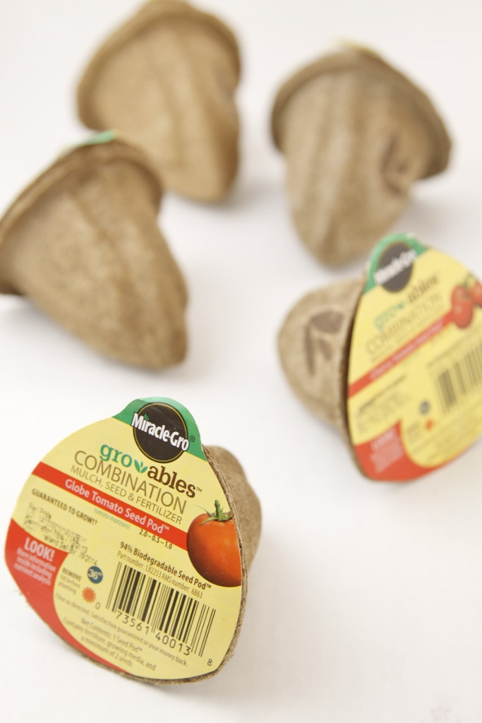 Miracle-Gro Gro-ables www.bellalimento.com