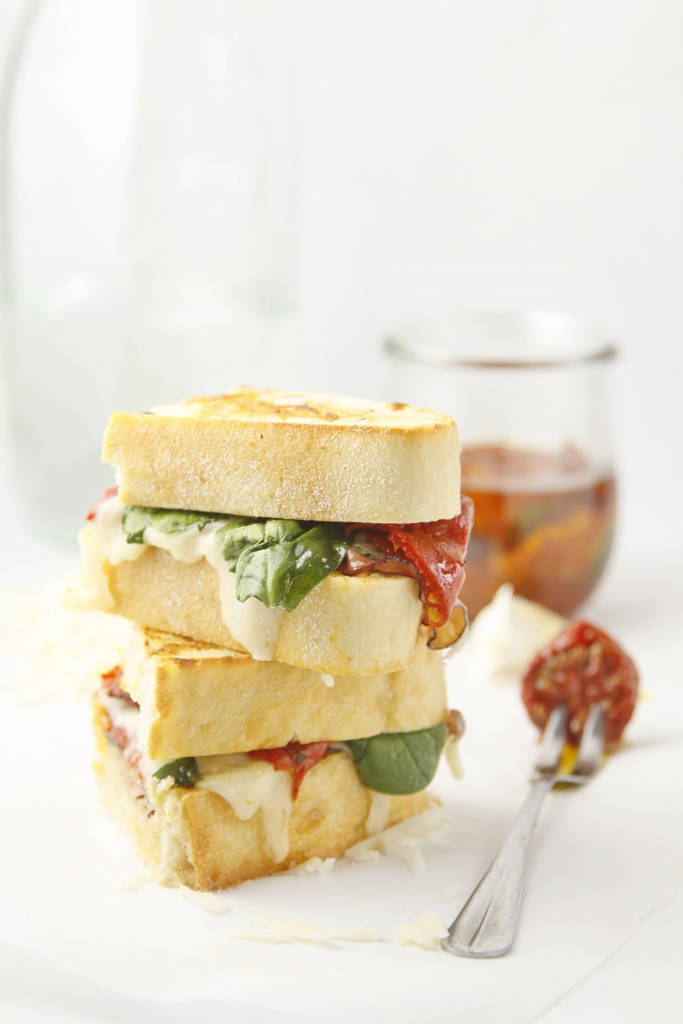 The Ultimate Grilled Cheese www.bellalimento.com