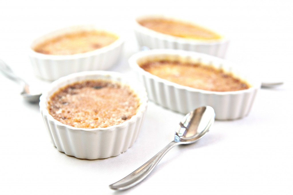 Coffee Caramel Creme Brulee | bell' alimento