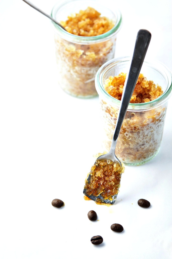 Coffee Granitas www.bellalimento.com
