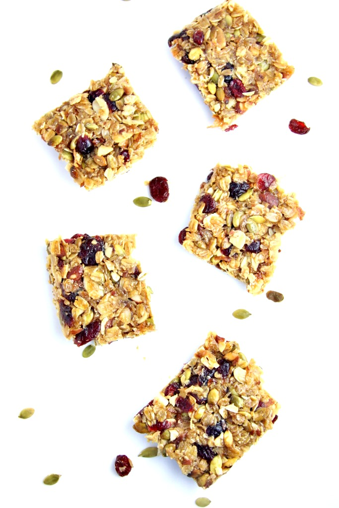 Chewy Power Protein Bars