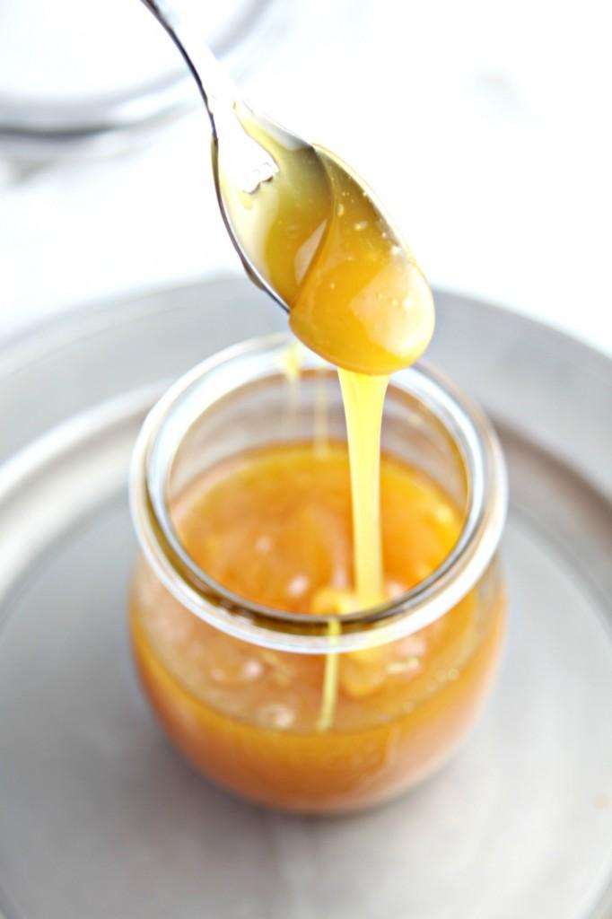 Spicy Caramel Sauce