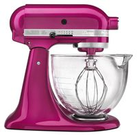KitchenAid Raspberry Stand Mixer