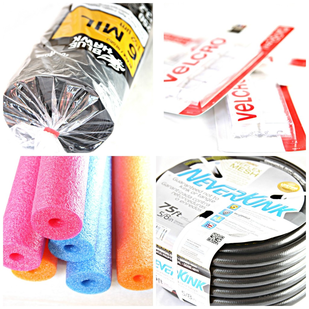 Slip and Slide Supplies