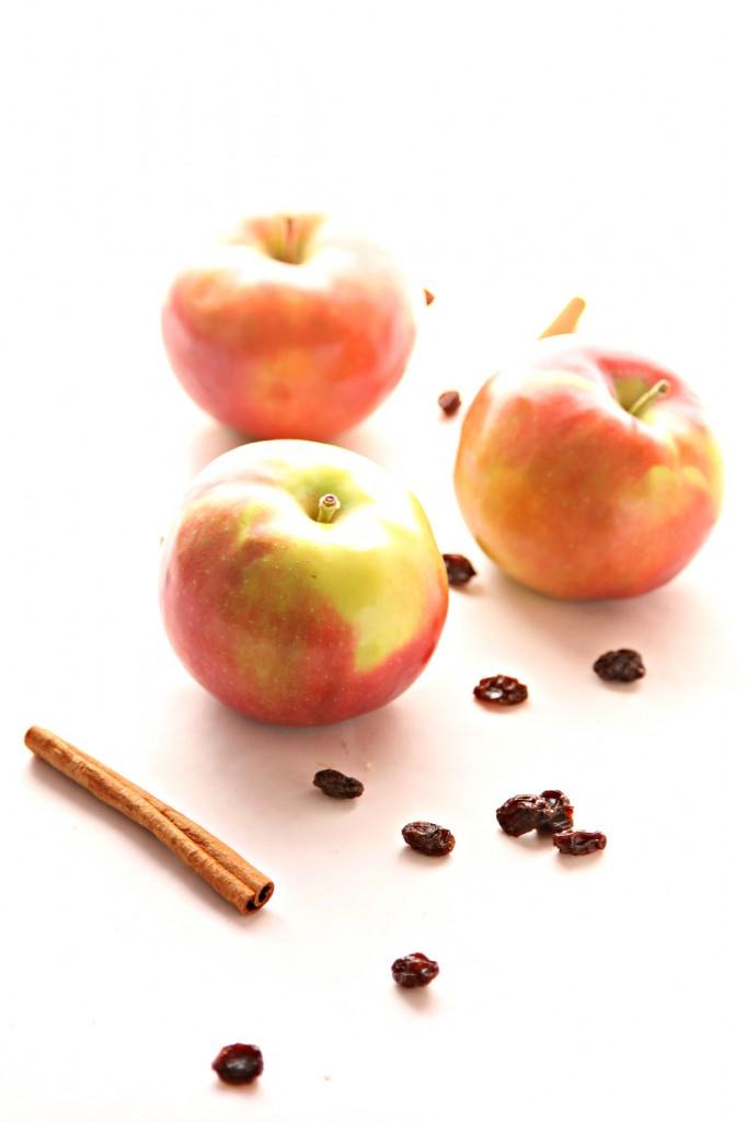 Apple Raisins Cinnamon