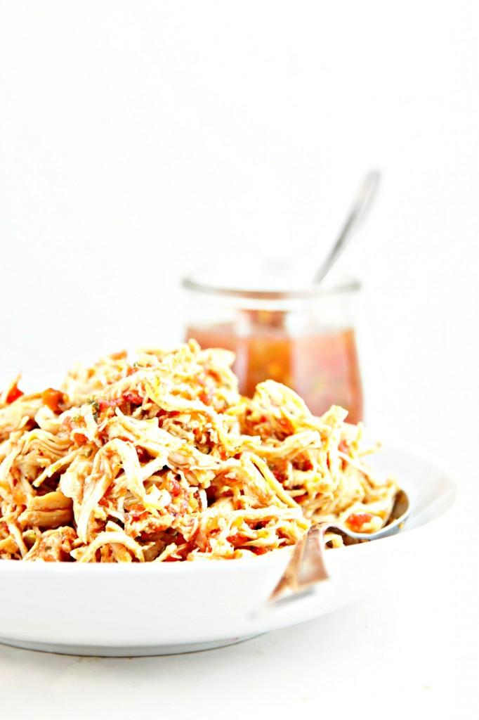 Crock-Pot Slow Cooker Salsa Chicken